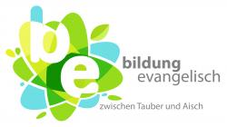 Bild / Logo Bildung evangelisch zwischen Tauber und Aisch - Dekanat Rothenburg