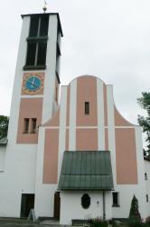 Bild / Logo Oberstdorf - Christuskirche