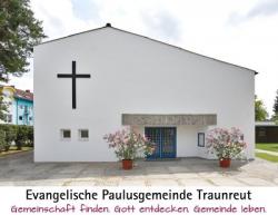 Bild / Logo Evangelisch-Lutherische Paulusgemeinde Traunreut